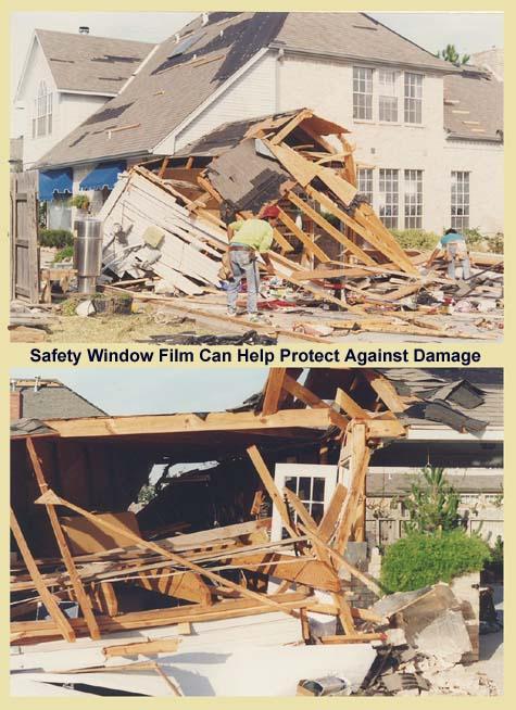 Protect Against Storm Damage With Sunbelt Safety Window Film